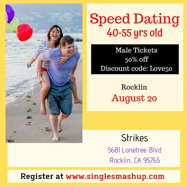 Vacaville nopeus dating