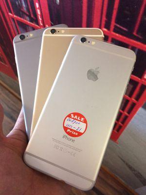 Unlocked iPhone 6 Plus for Sale in Seattle, WA