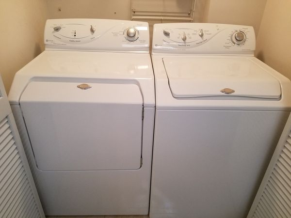 Washer Amp Dryer Set Maytag Atlantis Extra Large Capacity