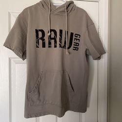 Raw gear Hoodie Thumbnail
