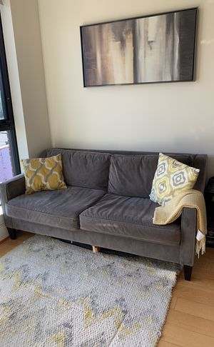 West elm sofa for Sale in Washington, DC