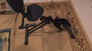 Exercise Cycle Pro~ foldable~ almost new for Sale in Alexandria, VA