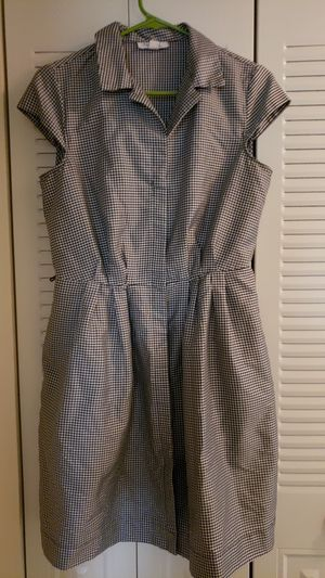 Check Patterned Dress | Super Nice | Size 6 for Sale in Lincolnia, VA