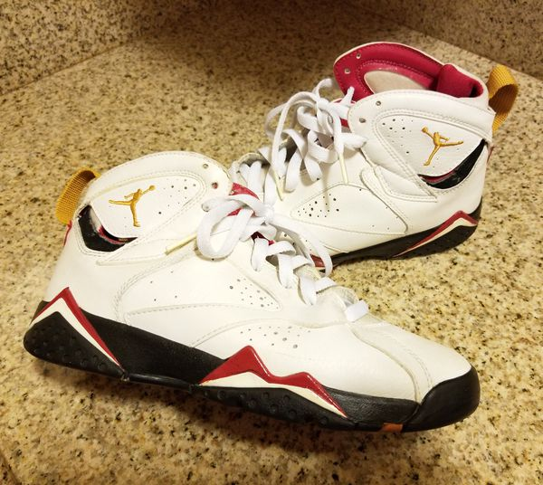 separation shoes a3cb4 ccc87 Jordan retro 7 cardinal red size 6Y for Sale in Burbank, CA - OfferUp