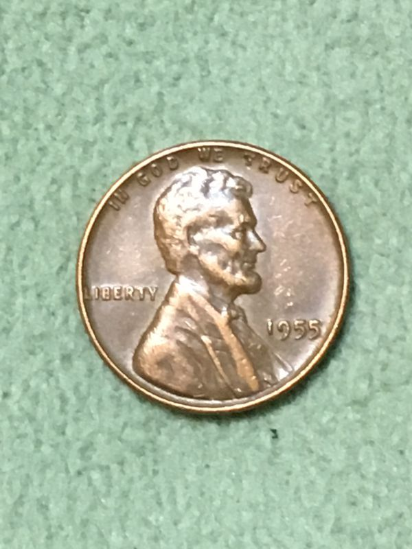 1955 Wheat Penny Cent US Coin for Sale in Portland, OR - OfferUp