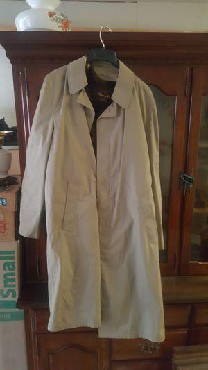 Vintage Botany 500 overcoat/rain coat for Sale in Raleigh, NC