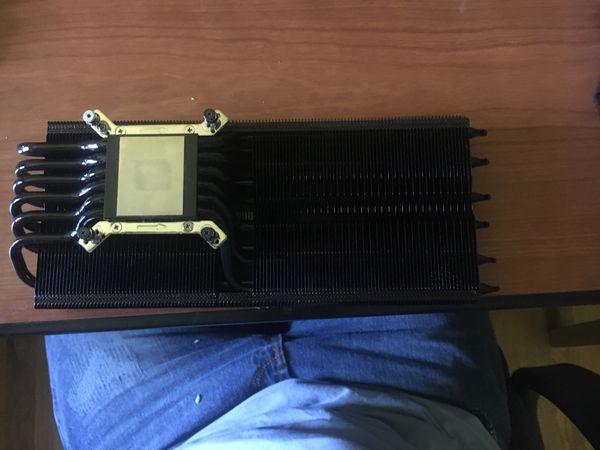 Morpheus 2 GPU cooler for Sale in Bethlehem, PA - OfferUp