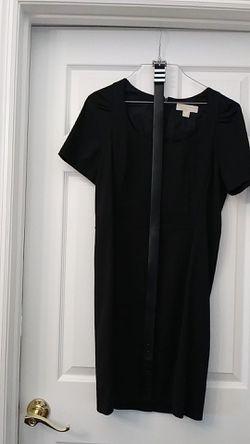 Michael kors black dress Thumbnail