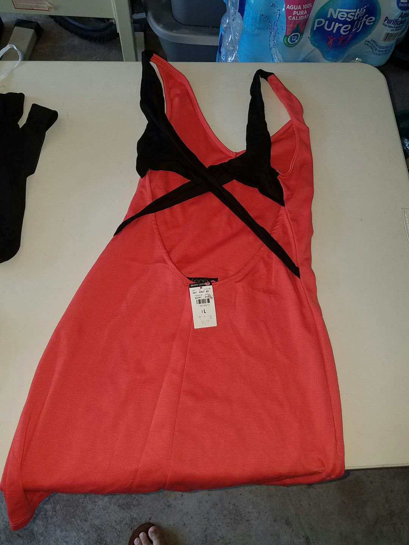 dresses/shorts/shirts/pants