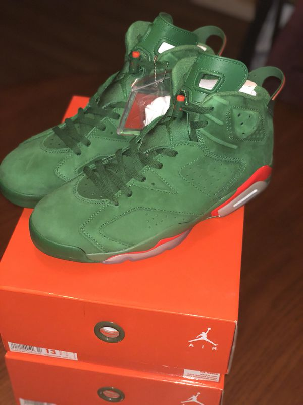 116eeec76581 Nike Air Jordan 6 Gatorade size 8 DS for Sale in Carrboro