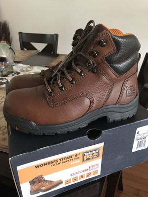 Brand New-Women's Steel Toe Timberland Boots. Still in Box for Sale in Manassas, VA