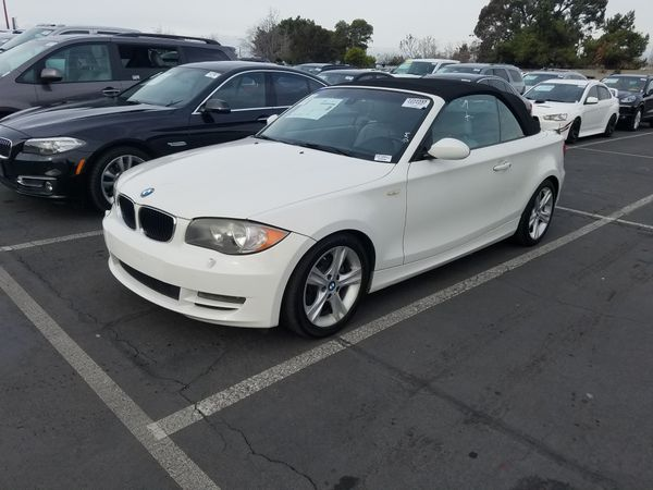 2008 BMW 128i convertible 142k miles for Sale in Sunnyvale, CA - OfferUp
