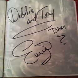 Autographed Emeril Cook Book Thumbnail