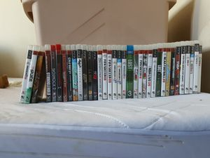 34 PS3 games and lost season 3 bluray for Sale in San Diego, CA