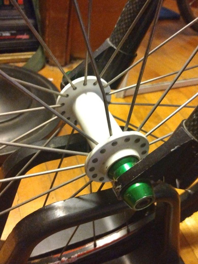 Complete Wheels W Tires Cassette Rythme