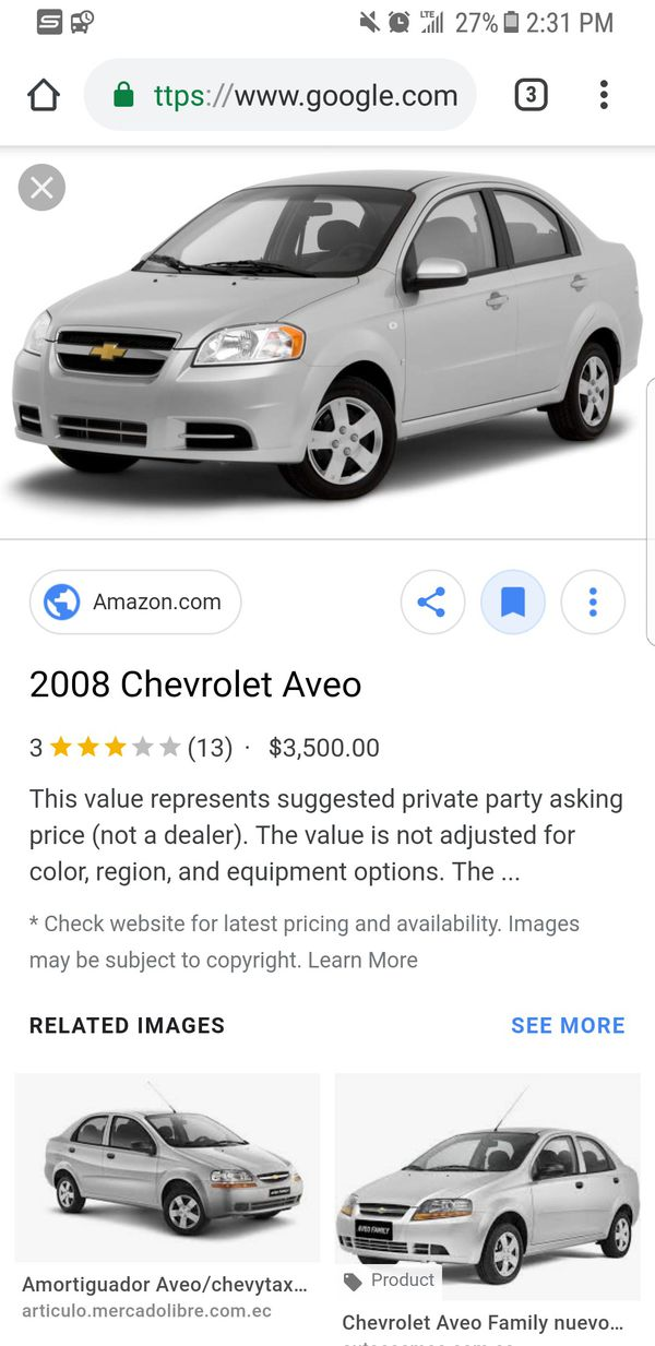 2010 Chevy Aveo For Sale In Harvey Il Offerup
