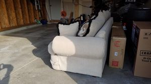Sofa & Loveseat 3 end tables $300! for Sale in Plainfield, IL
