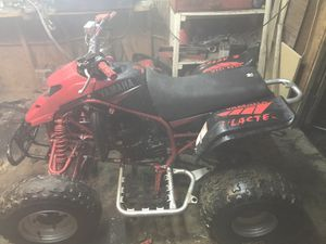 Photo Yamaha blaster 2004 200cc new top end
