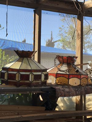 2 Tiffany Style Lamps for Sale in Miami, FL