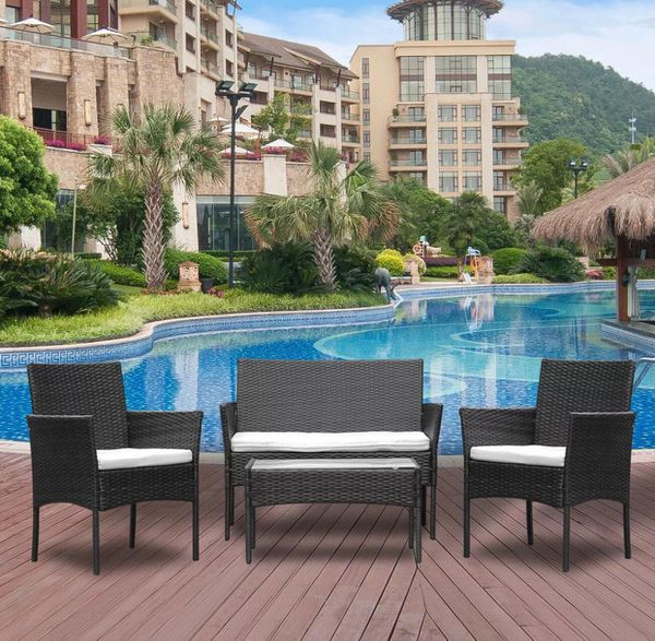 Brand new brown patio set outdoor furniture for Sale in ...