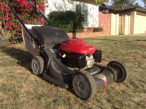 Honda Hrr217 Lawn Mower For Sale In Mesa Az Offerup
