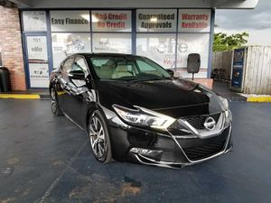 2017 Nissan Maxima for Sale in Fort Lauderdale, FL