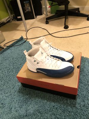 Jordan 12s French blue size 11.5 for Sale in Washington, DC