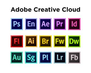 Adobe Creative Cloud CC 2018 for Sale in Monrovia, MD