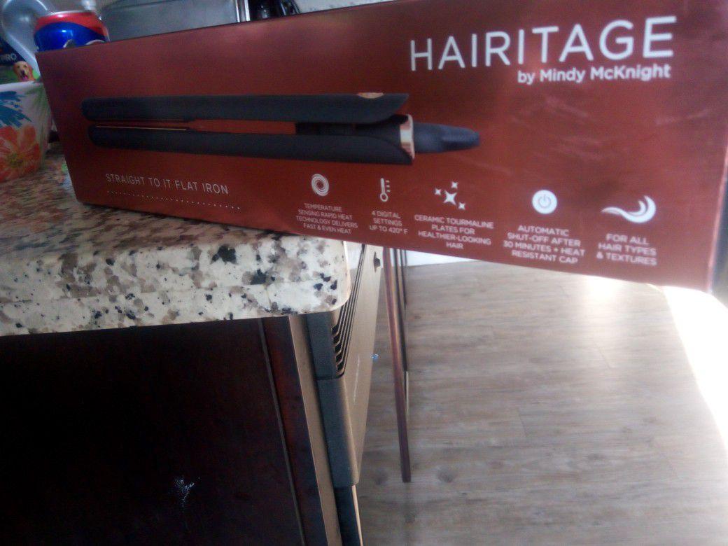 HAIRITAGE flat Iron