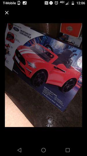 Ford mustang 12volt for Sale in Jonesboro, GA