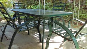 Patio furniture for Sale in Silver Spring, MD