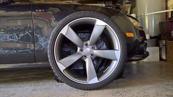 Audi A7s7rs7a8s8 21 Wheels Tiresnew For Sale In Kirkland