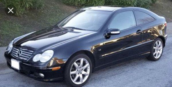 2003 Mercedes Benz Kompressor C230 For Sale In Fairdale Ky Offerup