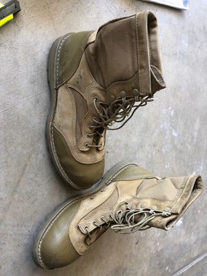 New and Used Military boots for Sale in Woodland, CA - OfferUp