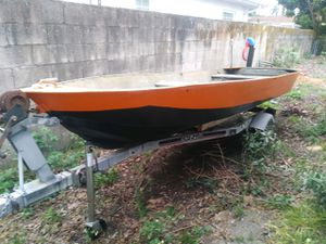 New and Used Aluminum boats for Sale in Tampa, FL - OfferUp