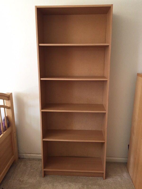 Tan Bookshelf For Sale In Cupertino CA