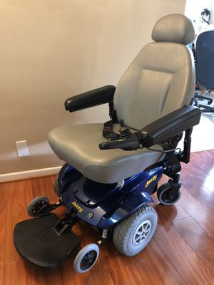 Pride Jazzy Sport Power Wheelchair for Sale in North Potomac, MD