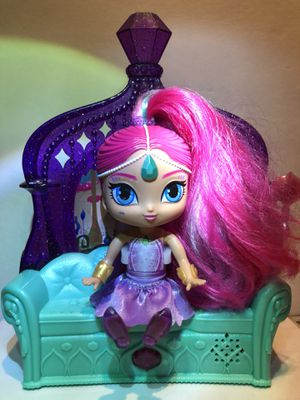 Fisher Price Nickelodeon Shimmer & Shine, Float & Sing Palace for Sale in San Diego, CA