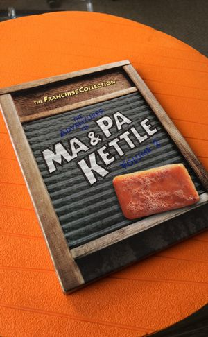 The Adventures of Ma & Pa Kettle Volume 2 (DVD) for Sale in San Francisco, CA