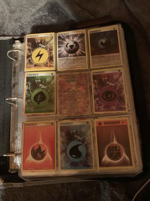 Pokémon Card Collection for Sale in Baltimore, MD