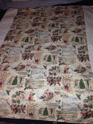 Christmas Quilt for Sale in Frederick, MD