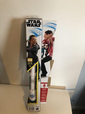Photo Star Wars Light Saber