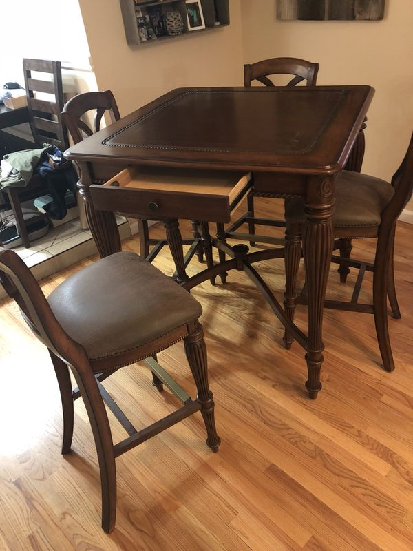Kathy Ireland Home Bar Table And Chairs For Sale In Pleasanton Ca