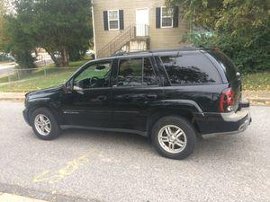 2003 Chevrolet Trailblazer LTZ 4x4 150,000 Miles !!! for Sale in Washington, DC