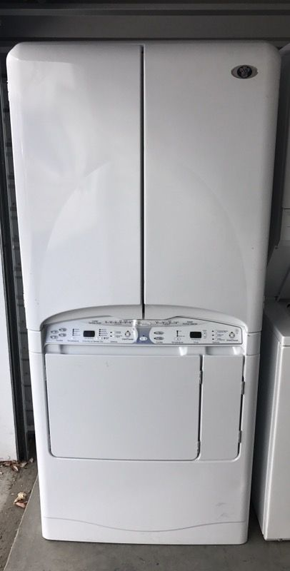 Giant Capacity Maytag Neptune Dryer Steam Cabinet Combo For In Denver Co Offerup