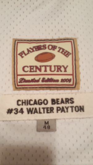 e9ad0fb4a95 PAYTON 34 Jersey Chicago Bears for Sale in Joliet, IL - OfferUp
