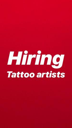 Tattoo artist needed for Sale in Hyattsville, MD