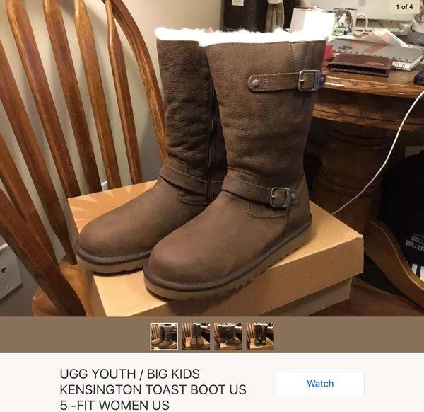 17d57c7b0be Ugg boots WOMEN/BIG KID SIZE 5 for Sale in Richmond, KY - OfferUp