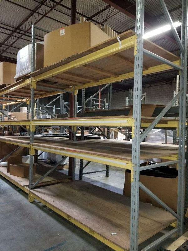 Steel Pallet Racks for Sale in Houston, TX - OfferUp