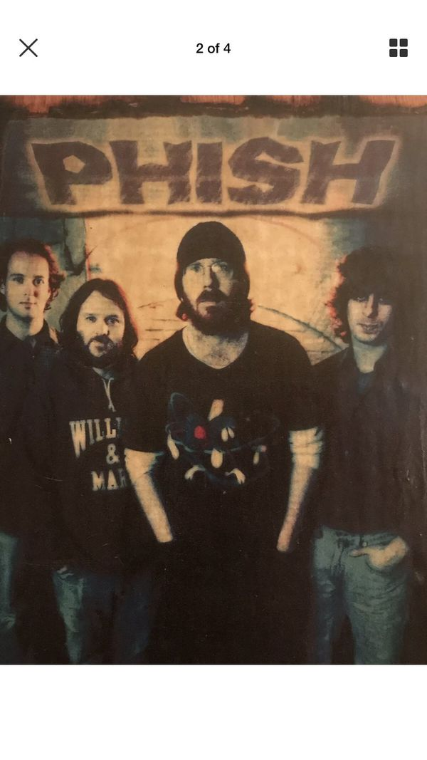 Phish and Grateful Dead original wooden art piece Trey Anastasio for Sale  in Santa Monica, CA - OfferUp